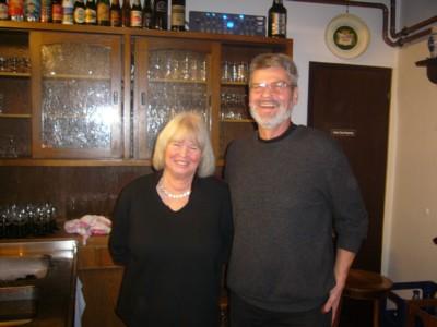 Evi und Wilhelm sind Gastwirte, wie man sie sich wünscht!